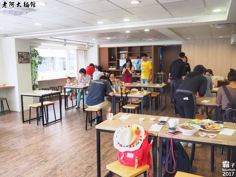 20170805233831 73 - 熱血採訪 | 老阿太麵館,老上海的好手藝,牛肉麵風味獨特~