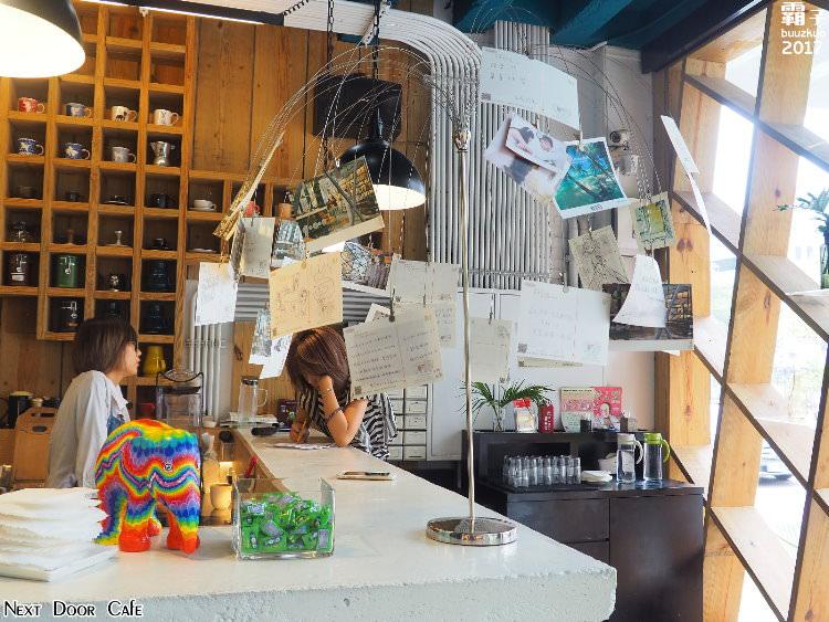 20170821173717 34 - Next Door Cafe 隔壁咖啡,光、影、綠意相結合的咖啡館~(已歇業)