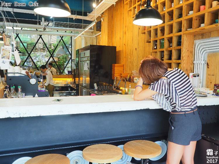 20170821173719 95 - Next Door Cafe 隔壁咖啡,光、影、綠意相結合的咖啡館~(已歇業)