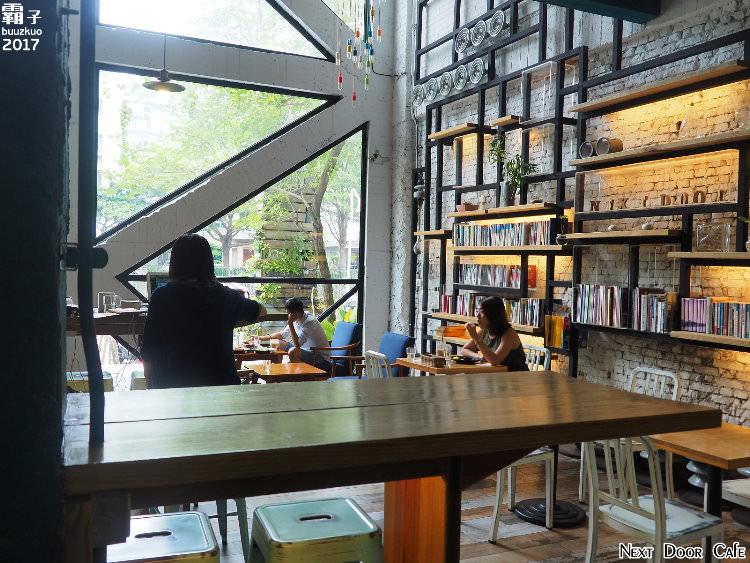 20170821173720 61 - Next Door Cafe 隔壁咖啡,光、影、綠意相結合的咖啡館~(已歇業)