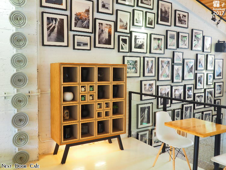 20170821173722 17 - Next Door Cafe 隔壁咖啡,光、影、綠意相結合的咖啡館~(已歇業)