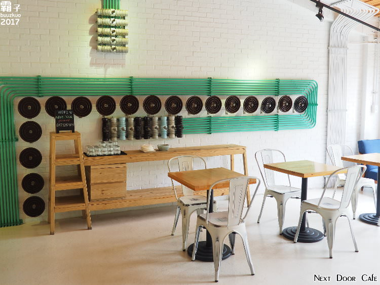 20170821173722 71 - Next Door Cafe 隔壁咖啡,光、影、綠意相結合的咖啡館~(已歇業)