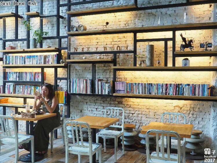 20170821173723 33 - Next Door Cafe 隔壁咖啡,光、影、綠意相結合的咖啡館~(已歇業)
