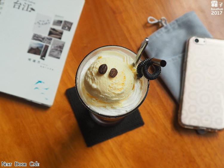20170821174110 94 - Next Door Cafe 隔壁咖啡,光、影、綠意相結合的咖啡館~(已歇業)