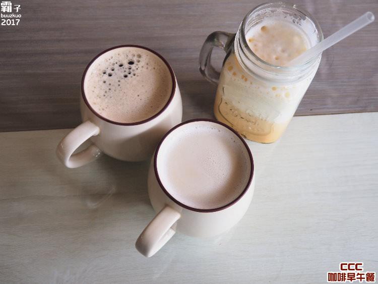 20170826001808 62 - CCC咖啡早午餐,逢甲平價早餐,咖啡豆自己烘焙~