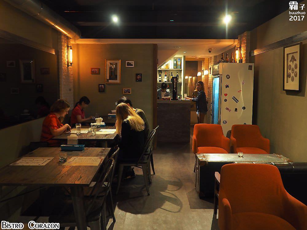 20171006102533 84 - 熱血採訪 | 餐酒館 心享食Bistro Corazon,美饌佳餚,帥氣調酒師,調出一杯杯特調水果雞尾酒~