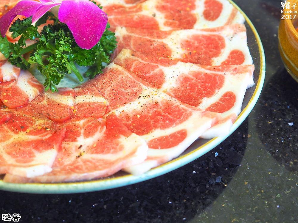 20171105201504 22 - 熱血採訪 | 澄居烤物燒肉,燒肉店內有滿滿乾燥花,吃燒肉也要有花兒美美入鏡~