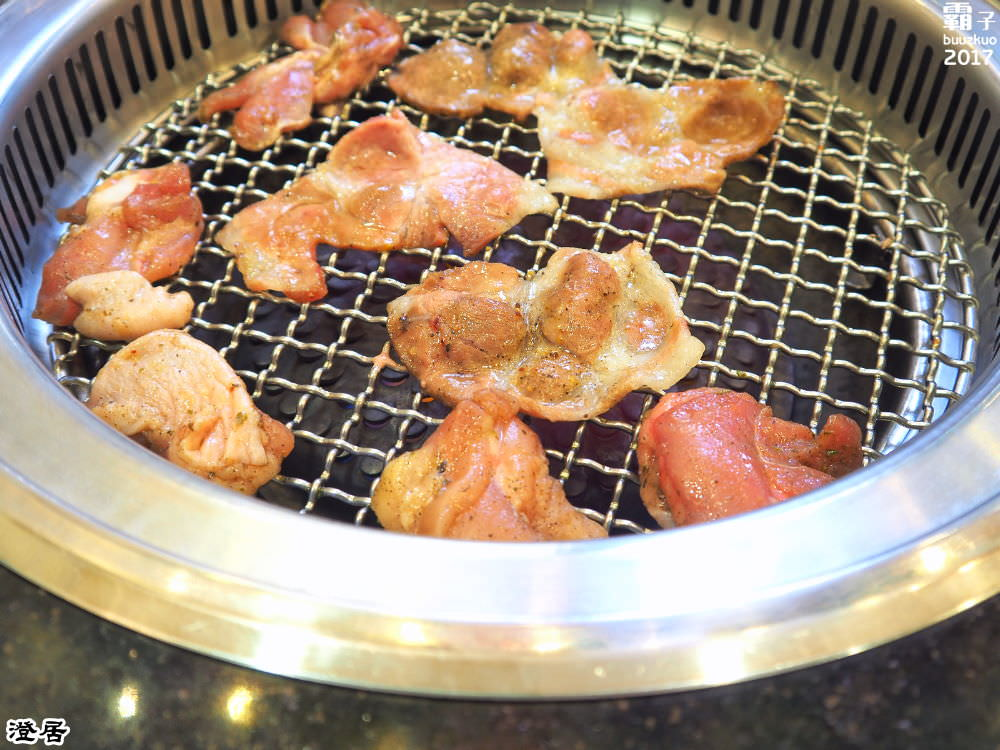 20171105202040 42 - 熱血採訪 | 澄居烤物燒肉,燒肉店內有滿滿乾燥花,吃燒肉也要有花兒美美入鏡~