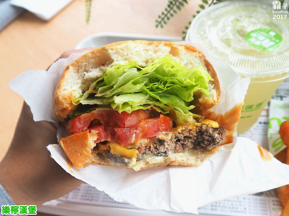 20171123125740 39 - 樂檸漢堡,台中轉運站內也有扎實肉香牛肉堡,搭配花生醬,經典美式吃法~