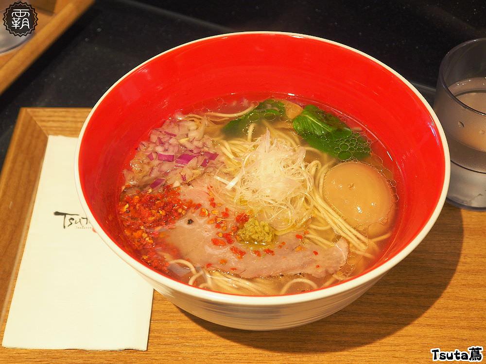 20171215003110 41 - Tsuta蔦,米其林美食,湯頭清澈的拉麵,味道卻很濃郁~