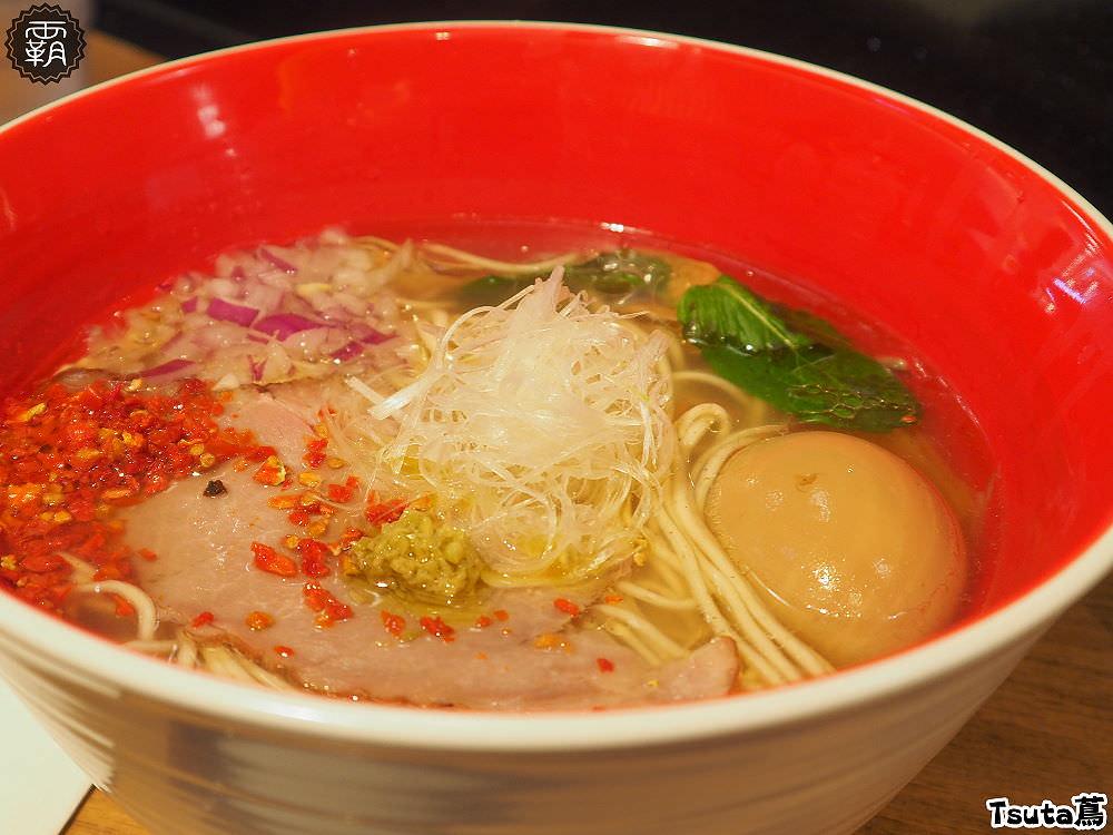 20171215003554 47 - Tsuta蔦,米其林美食,湯頭清澈的拉麵,味道卻很濃郁~