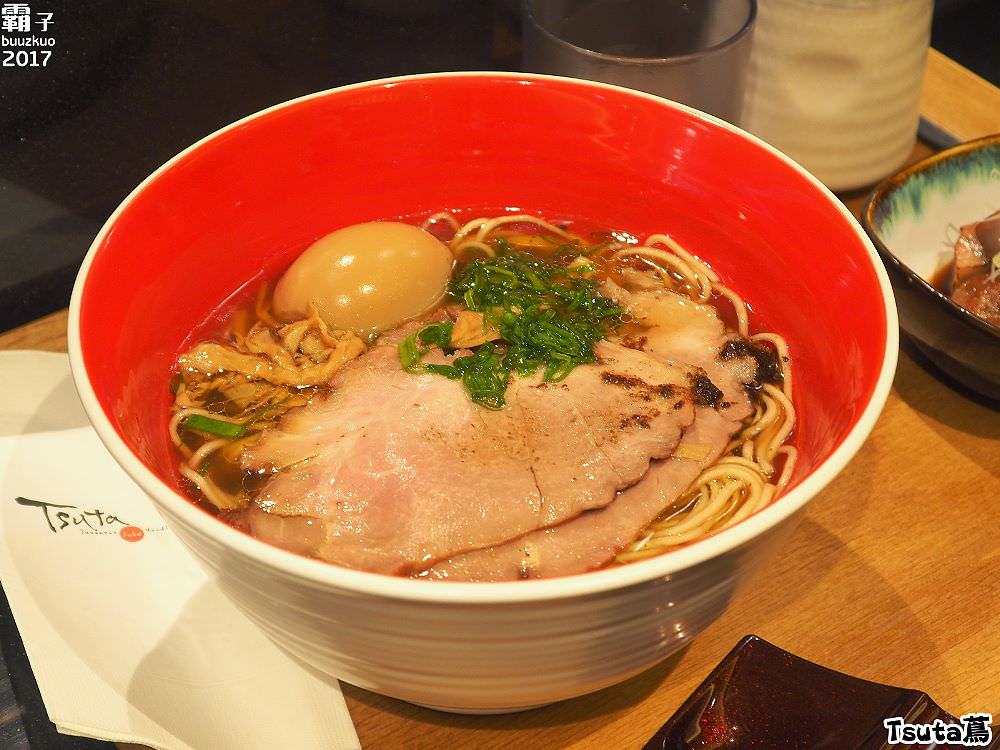 20171215003559 77 - Tsuta蔦,米其林美食,湯頭清澈的拉麵,味道卻很濃郁~