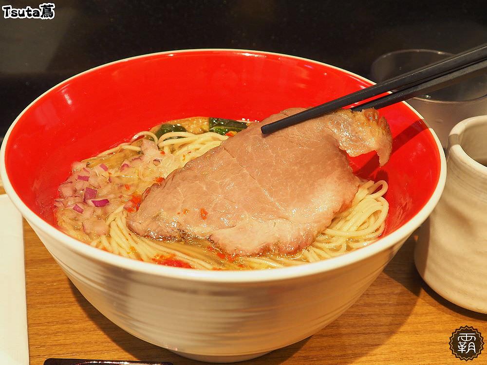 20171215003608 31 - Tsuta蔦,米其林美食,湯頭清澈的拉麵,味道卻很濃郁~