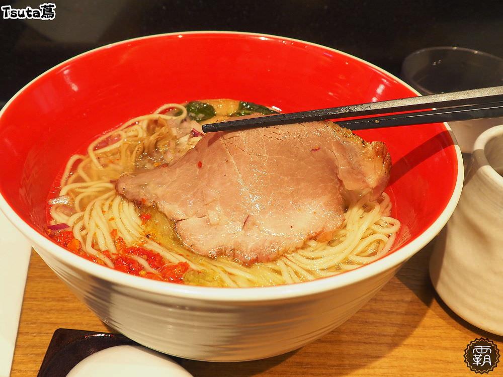 20171215003609 56 - Tsuta蔦,米其林美食,湯頭清澈的拉麵,味道卻很濃郁~