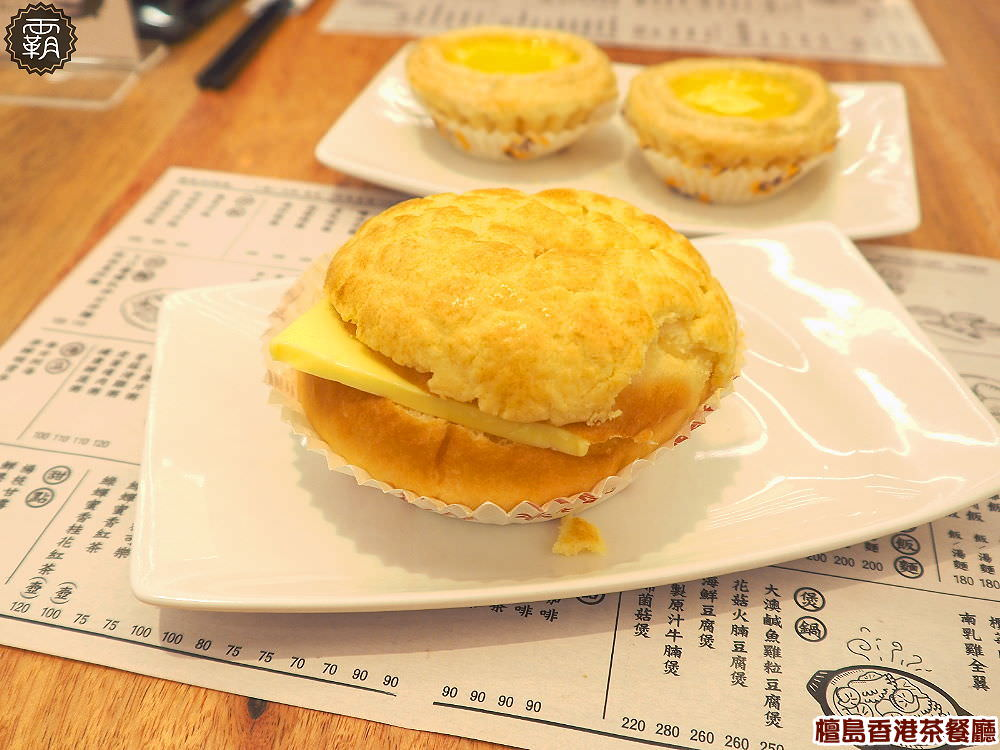 20171223185913 61 - 檀島香港茶餐廳,一口咬下油滋滋的燒鴨好邪惡,192層的酥皮蛋撻也不要錯過唷~