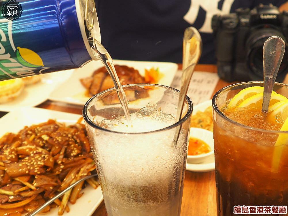 20171223190255 58 - 檀島香港茶餐廳,一口咬下油滋滋的燒鴨好邪惡,192層的酥皮蛋撻也不要錯過唷~