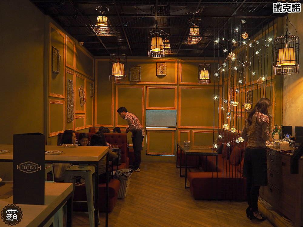 20171228214059 92 - 熱血採訪 | 鐵克諾 techno-bistro 最新菜單上市囉!舒適異國情調好有氣氛,慶生約會聚餐就選這裡!