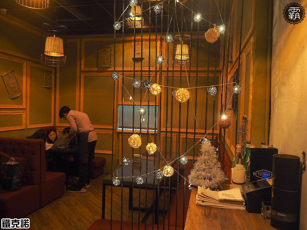20171228214549 71 - 熱血採訪 | 鐵克諾 techno-bistro 最新菜單上市囉!舒適異國情調好有氣氛,慶生約會聚餐就選這裡!