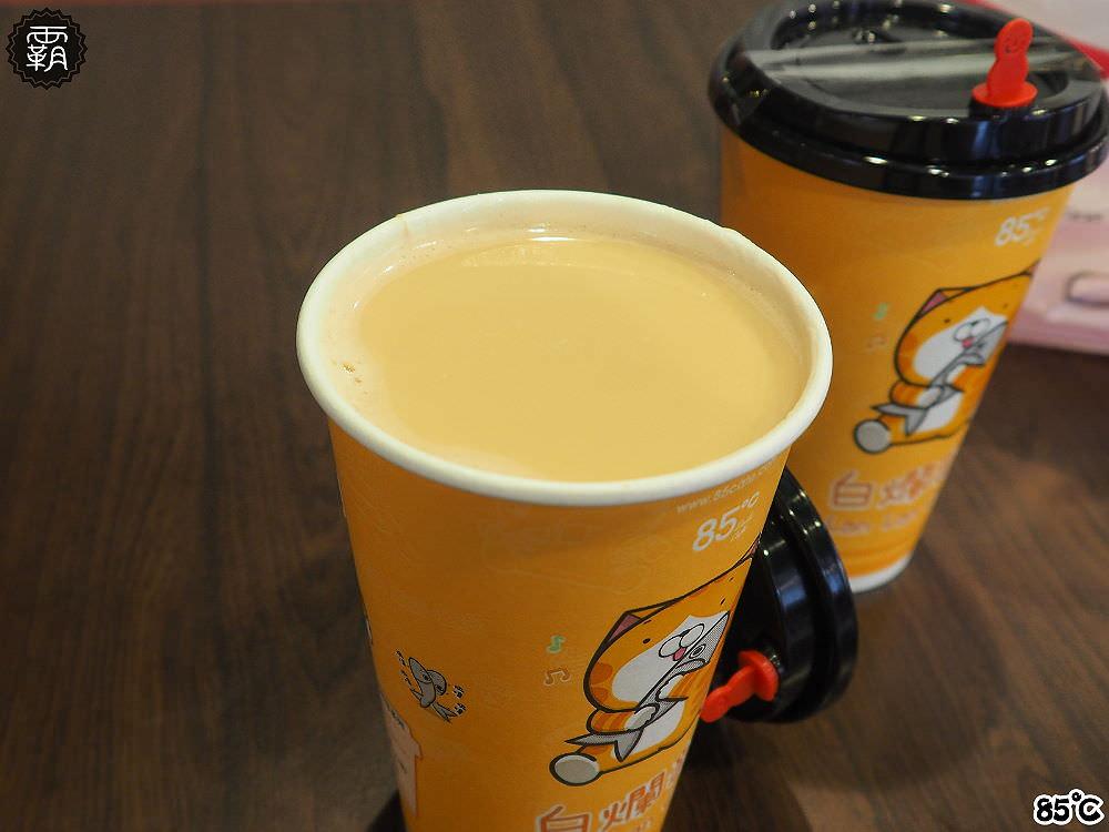 20180129152028 65 - 奶茶控快來~85℃ 月初推出的重奶茶有促銷,限時促銷中杯第二杯只要10元~