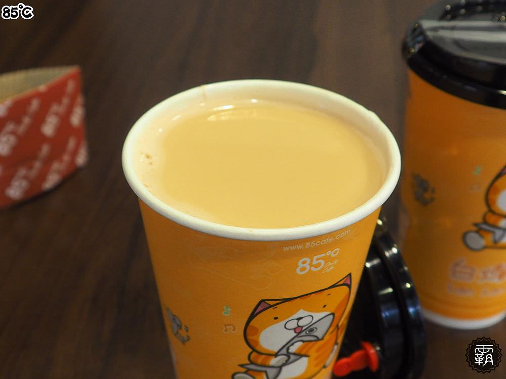 20180129152029 70 - 奶茶控快來~85℃ 月初推出的重奶茶有促銷,限時促銷中杯第二杯只要10元~
