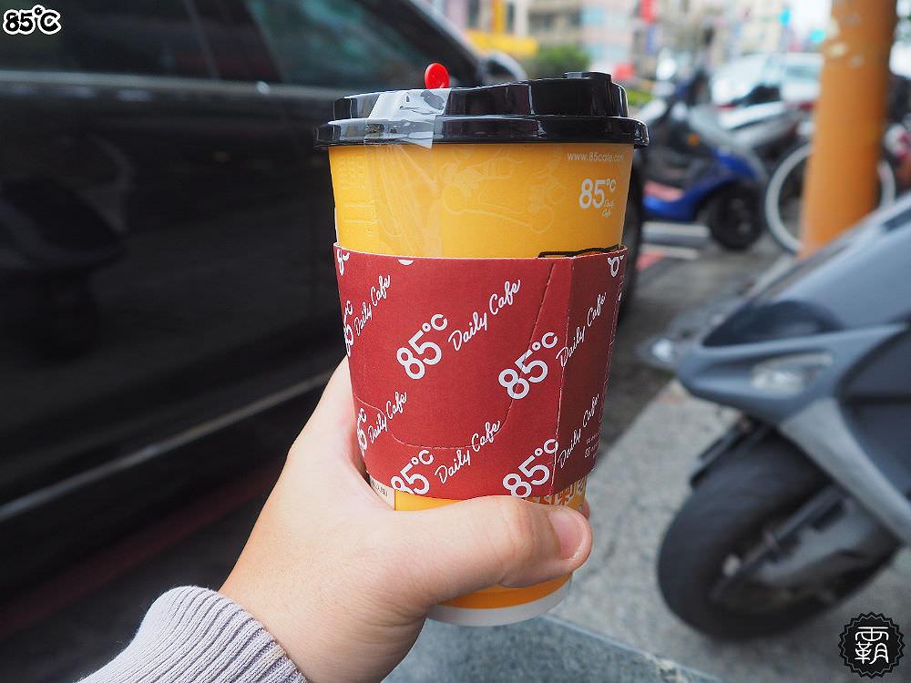 20180129152043 55 - 奶茶控快來~85℃ 月初推出的重奶茶有促銷,限時促銷中杯第二杯只要10元~
