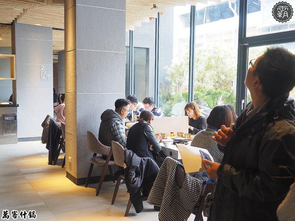 20180201191245 3 - 萬客什鍋崇德店在寒冷的冬天裡開幕~平日也要搶著吃鍋!