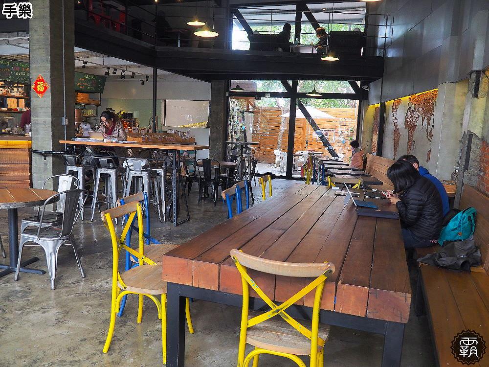 20180210210827 31 - 手樂 S.L CAF'E工業風咖啡館,環境加氣氛好插座咖啡館,還有長桌適合多人聚會!