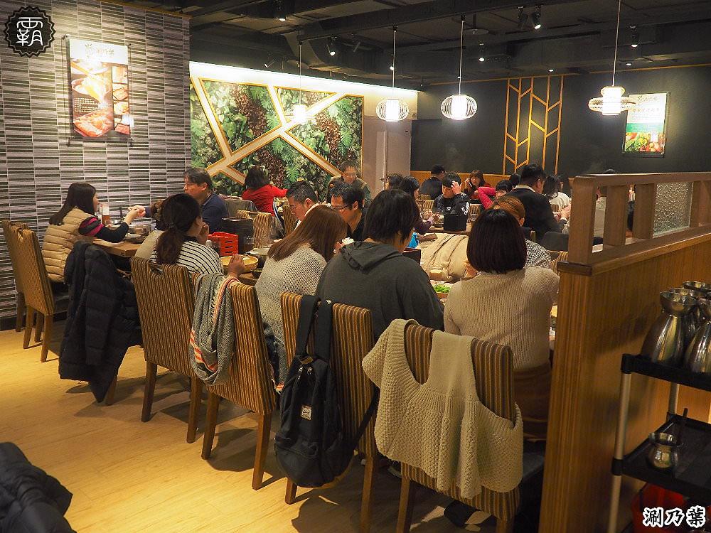 20180214161030 22 - 涮乃葉,日式質感吃到飽火鍋,野菜吧多達20種野菜~