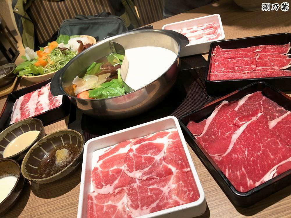 20180214161954 58 - 涮乃葉,日式質感吃到飽火鍋,野菜吧多達20種野菜~