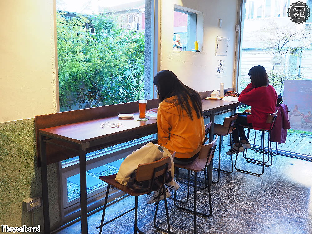 20180220202535 4 - Neverland默契咖啡二店,大理石紋路好適合IG拍照打卡,咖啡甜點怎麼搭都美美der~
