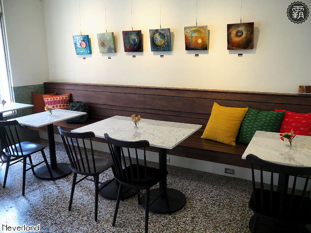 20180220202542 20 - Neverland默契咖啡二店,大理石紋路好適合IG拍照打卡,咖啡甜點怎麼搭都美美der~