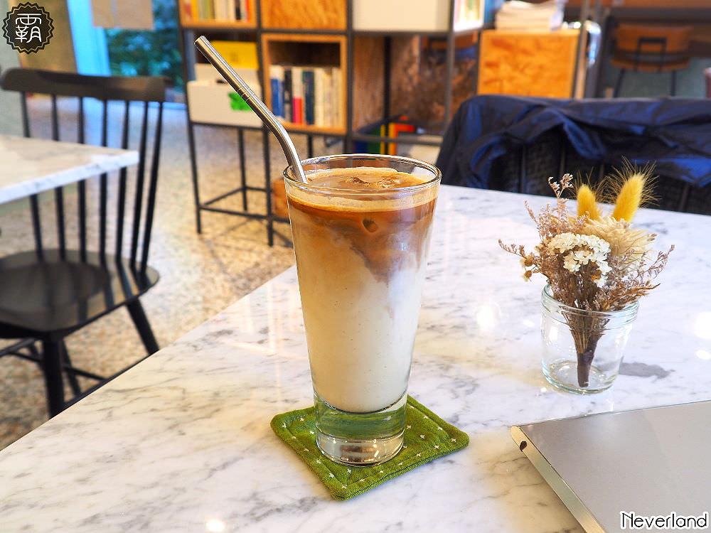 20180220203001 97 - Neverland默契咖啡二店,大理石紋路好適合IG拍照打卡,咖啡甜點怎麼搭都美美der~