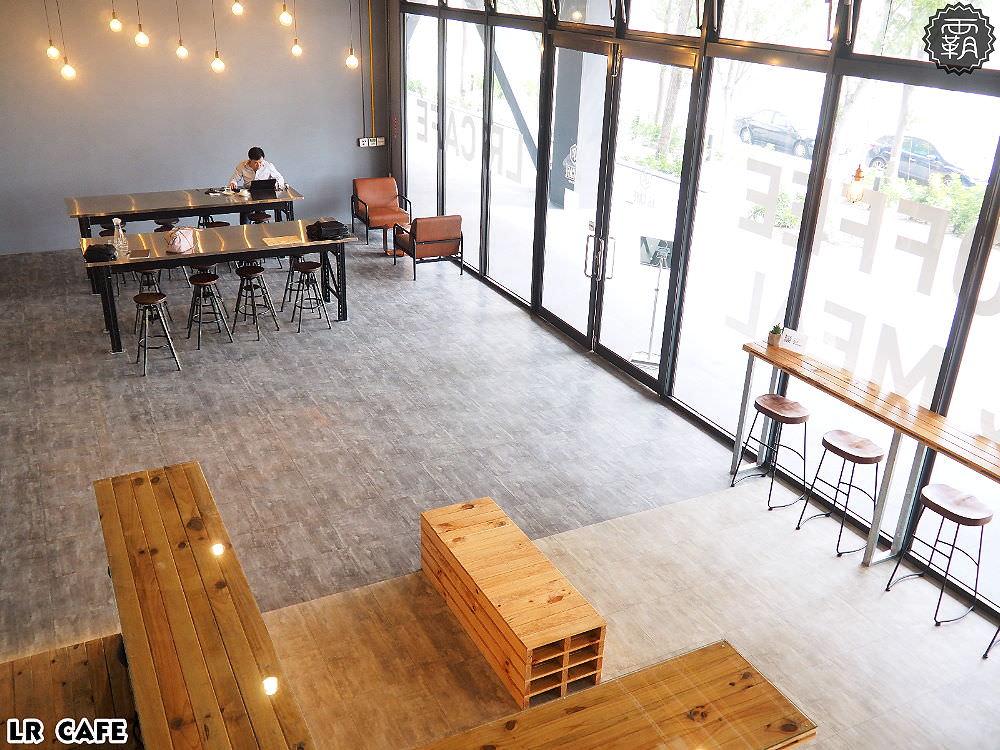 20180327180537 5 - LR cafe,隱身在烏日高鐵站對面的韓風咖啡館,三層樓空間好寬敞~