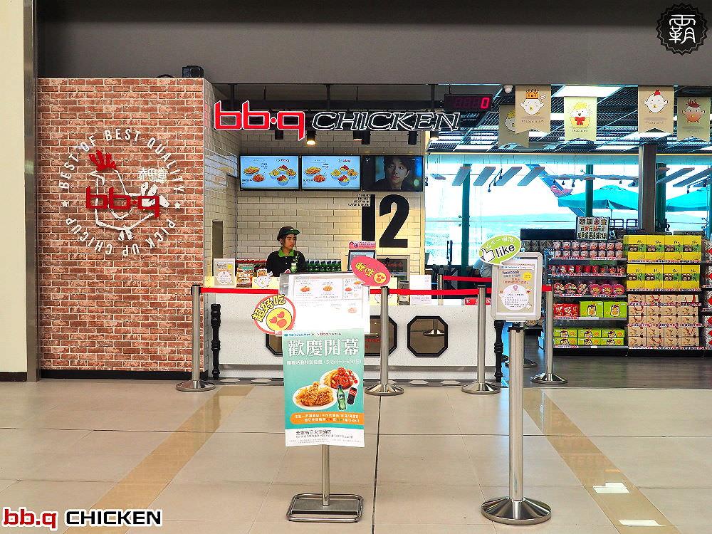 20180528195251 88 - 全家 xbb.q CHICKEN台中第一間韓國鬼怪炸雞!!高鐵站區內店中店概念,6/3前買炸雞還送汽水~