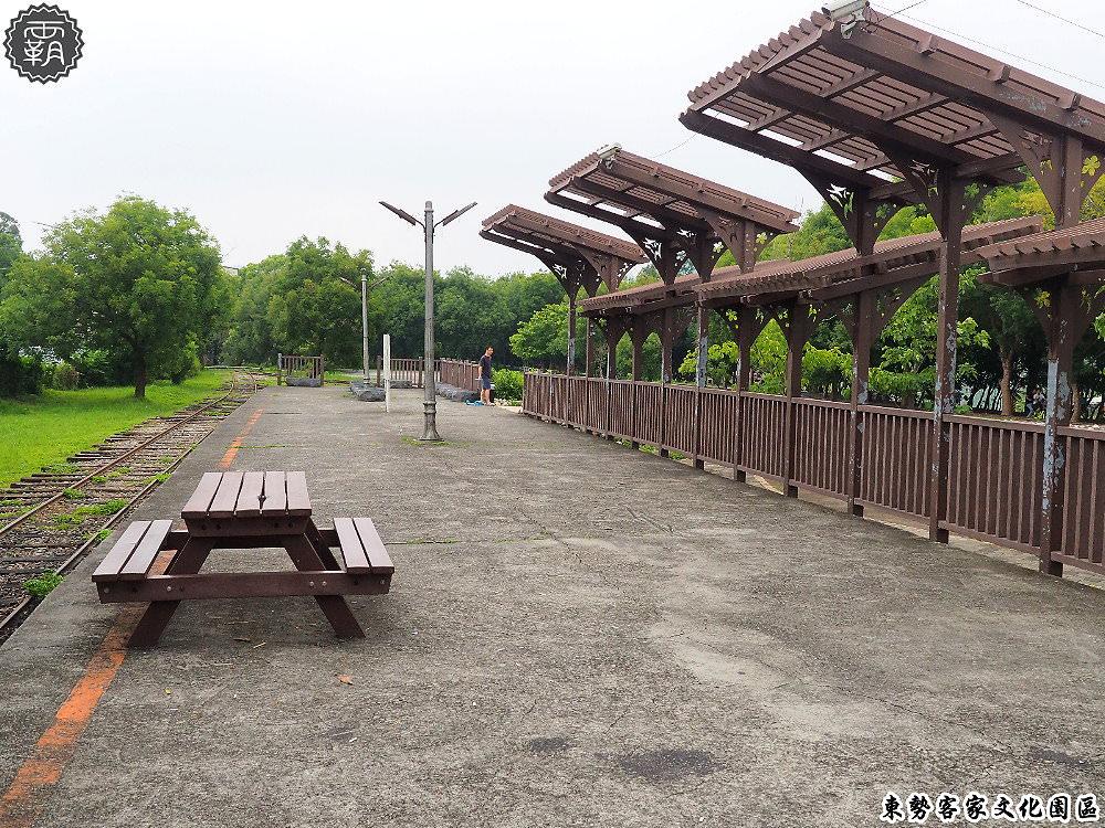 20180724200320 10 - 東勢客家文化園區│有主題展出、故事體驗館,還能在綠色廊道內騎單車,假日休閒好所在~