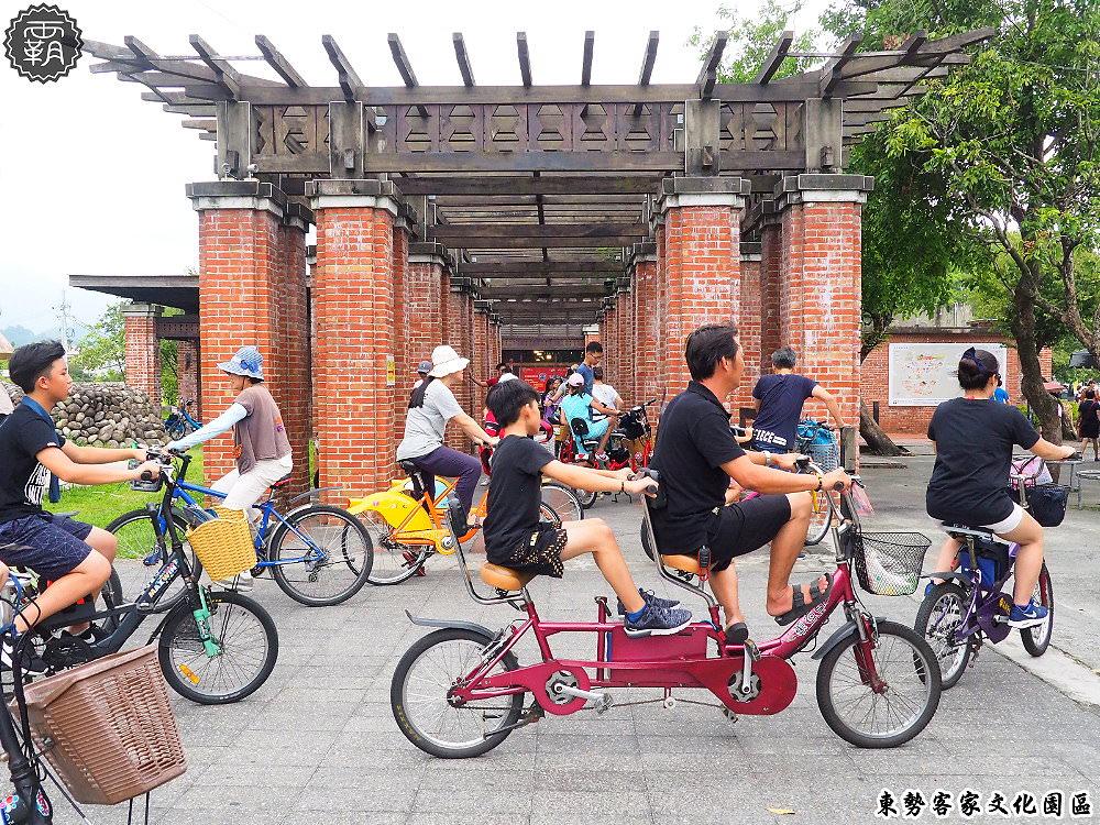20180724200322 89 - 東勢客家文化園區│有主題展出、故事體驗館,還能在綠色廊道內騎單車,假日休閒好所在~