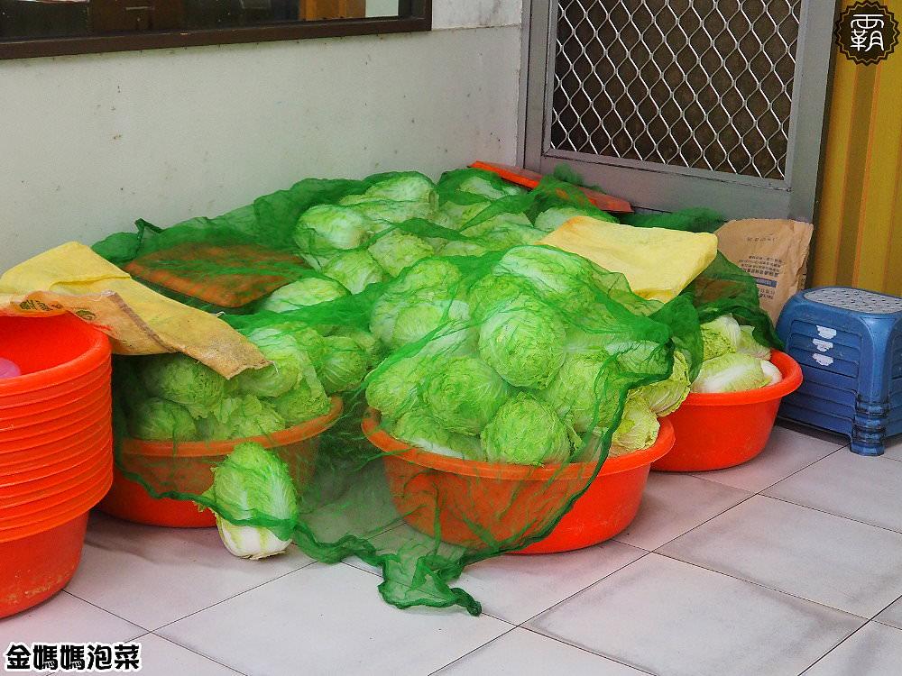 20180826150454 13 - 金媽媽泡菜,韓國人做的正統韓式泡菜,地點好隱密阿~