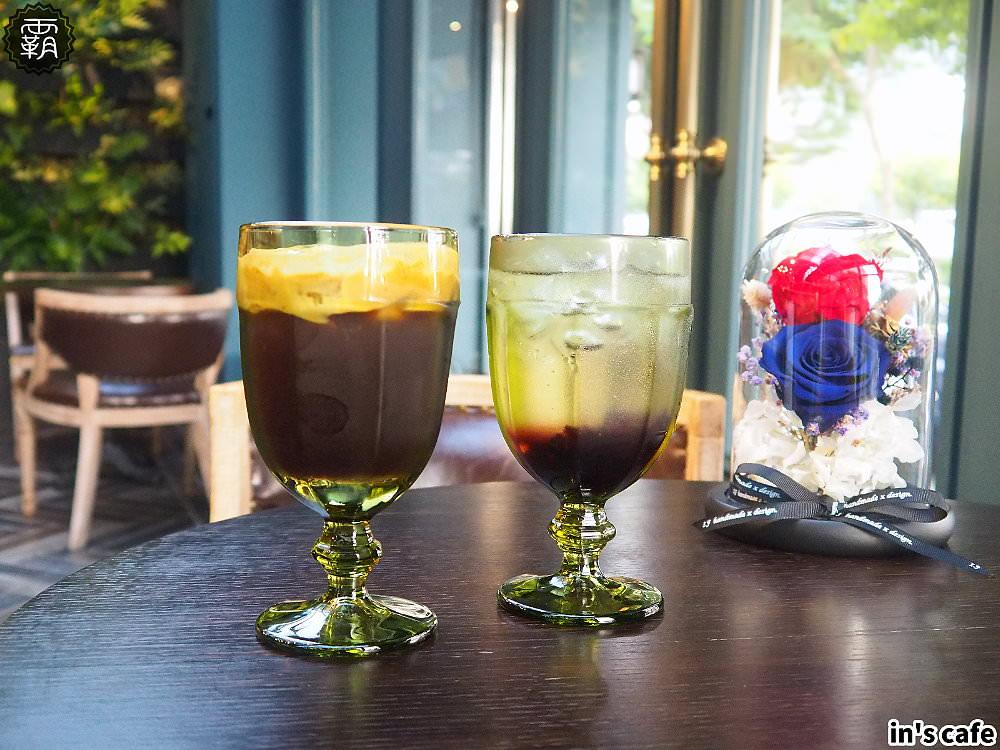 20180923192504 12 - in's cafe北屯精品咖啡,自家烘焙咖啡跟自製布丁,英倫貴族風,還有美拍植生牆~