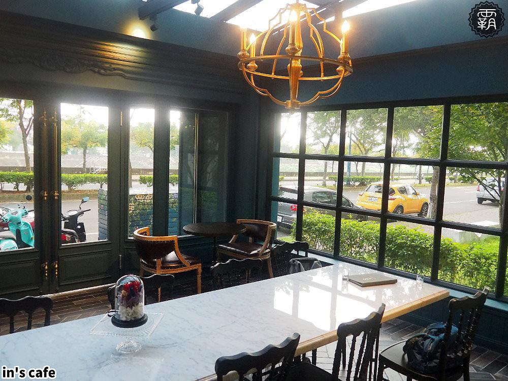 20180923192616 64 - in's cafe北屯精品咖啡,自家烘焙咖啡跟自製布丁,英倫貴族風,還有美拍植生牆~