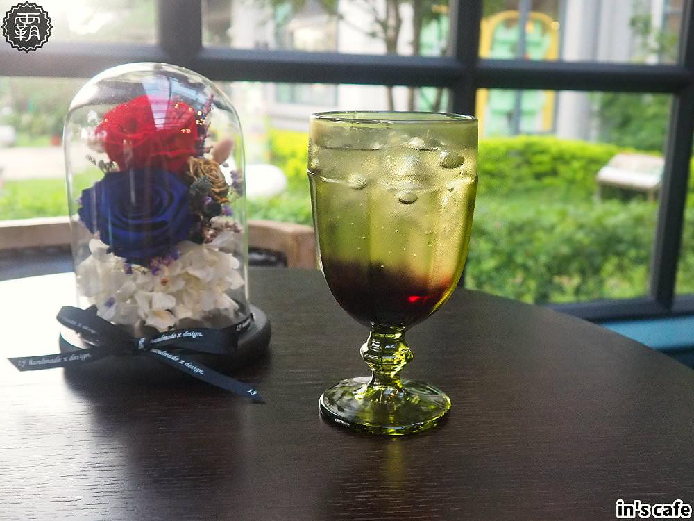 20180923193126 83 - in's cafe北屯精品咖啡,自家烘焙咖啡跟自製布丁,英倫貴族風,還有美拍植生牆~