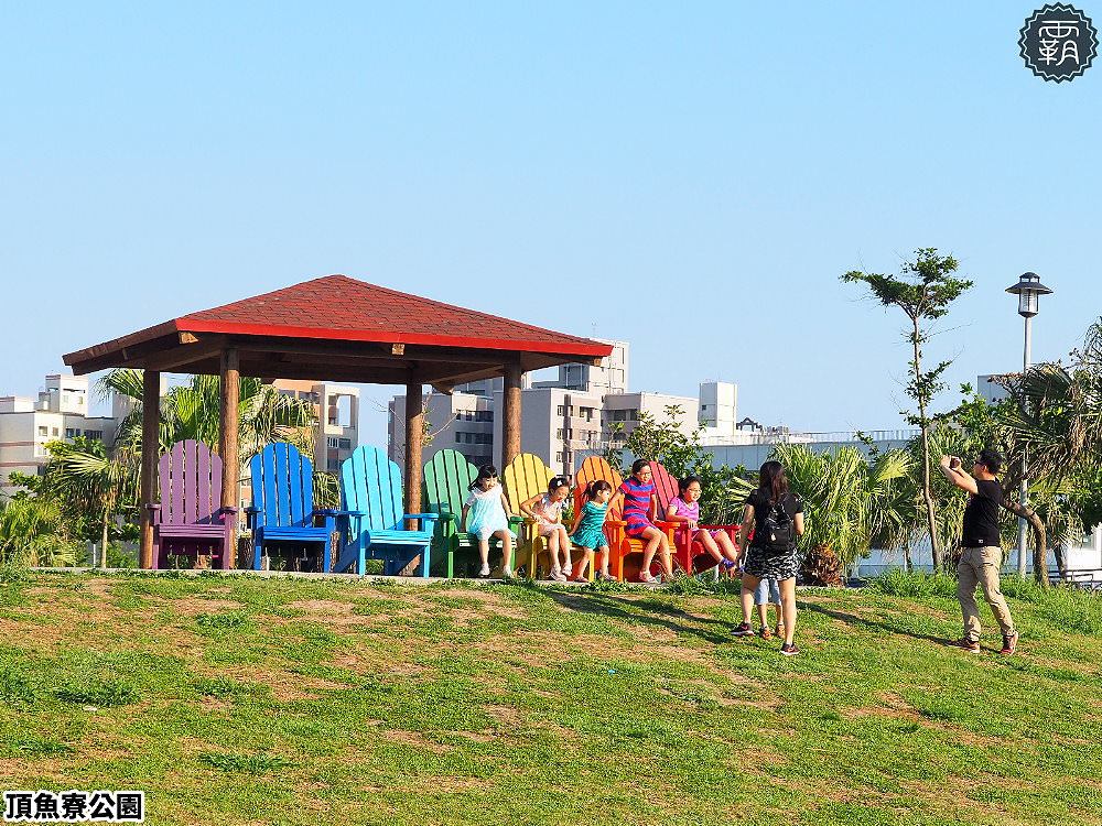20180930175726 12 - 海線親子遊憩公園,有3D海洋彩繪圖、IG風彩虹椅、草地迷宮,占地寬廣設施齊全~