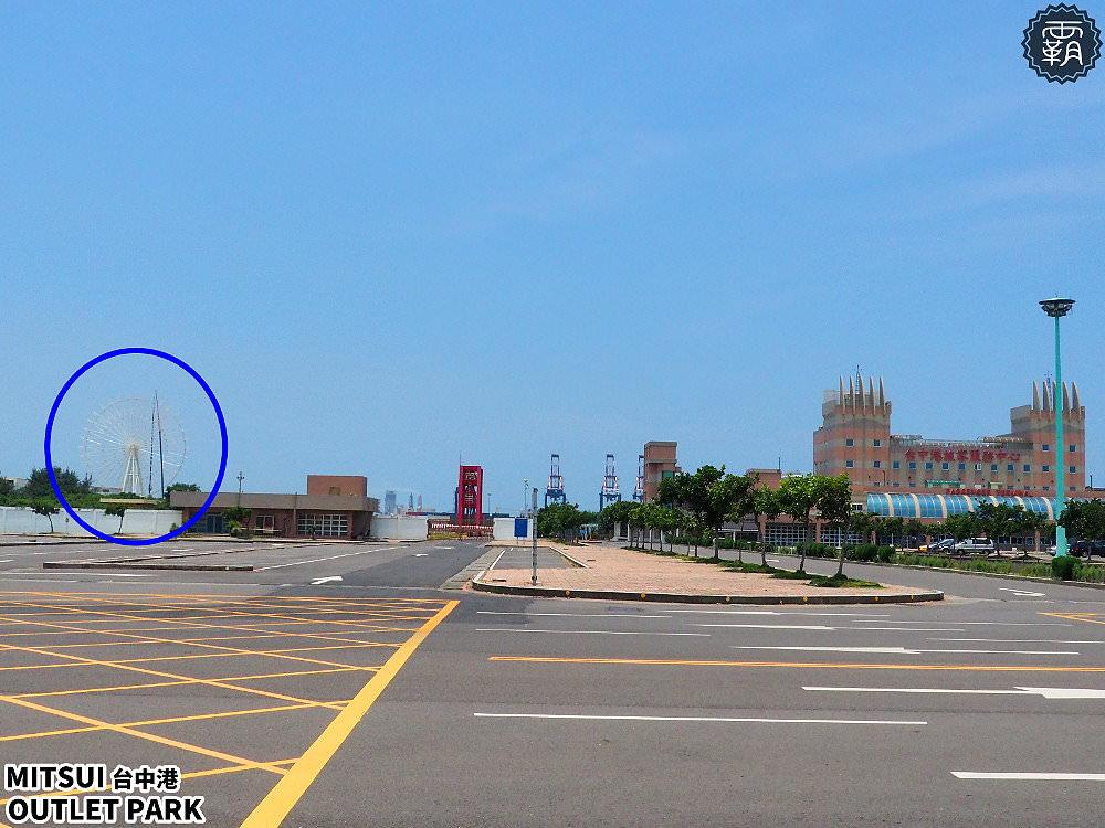 20181107182047 38 - 台中三井OUTLET開幕倒數,超大停車場曝光可容納上千台汽、機車~