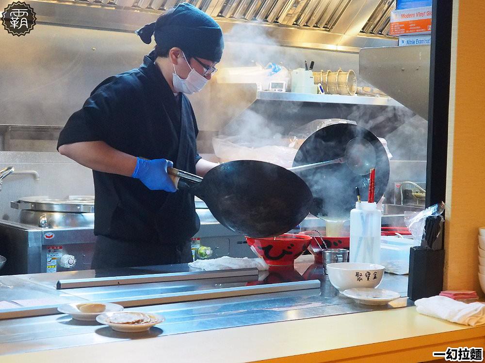 20181111204001 91 - 一幻拉麵,中友百貨也有濃濃蝦味的日式拉麵~