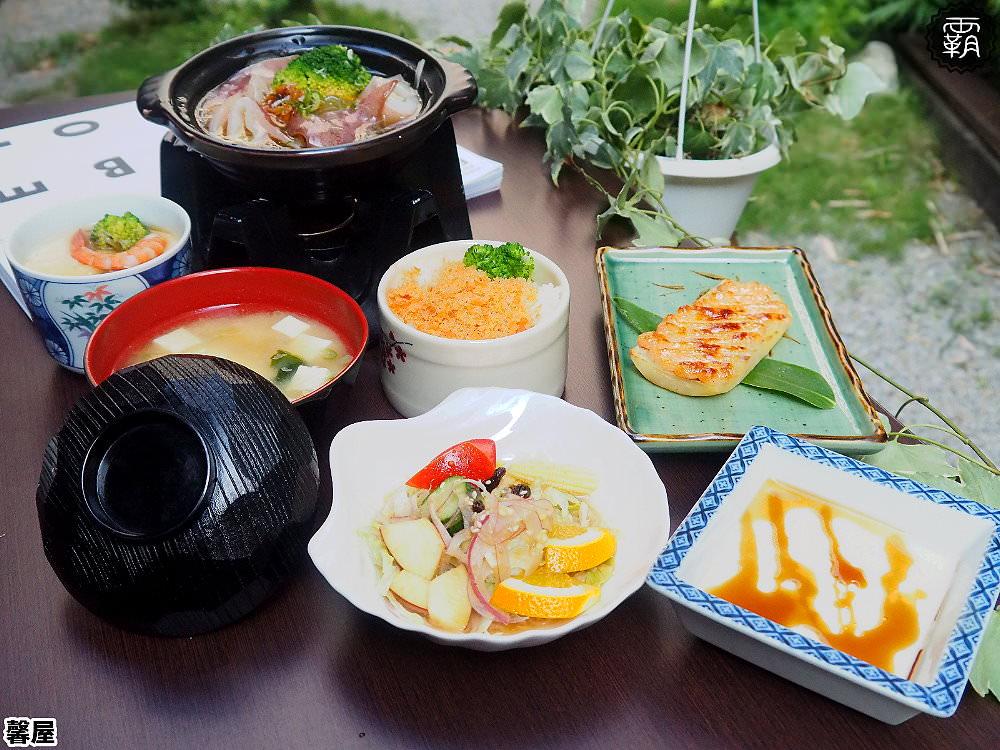20181126193730 85 - 熱血採訪 | 崇德路日式庭園食堂,精緻簡餐含主菜有七道菜色,優雅環境下用餐舒適又超值!