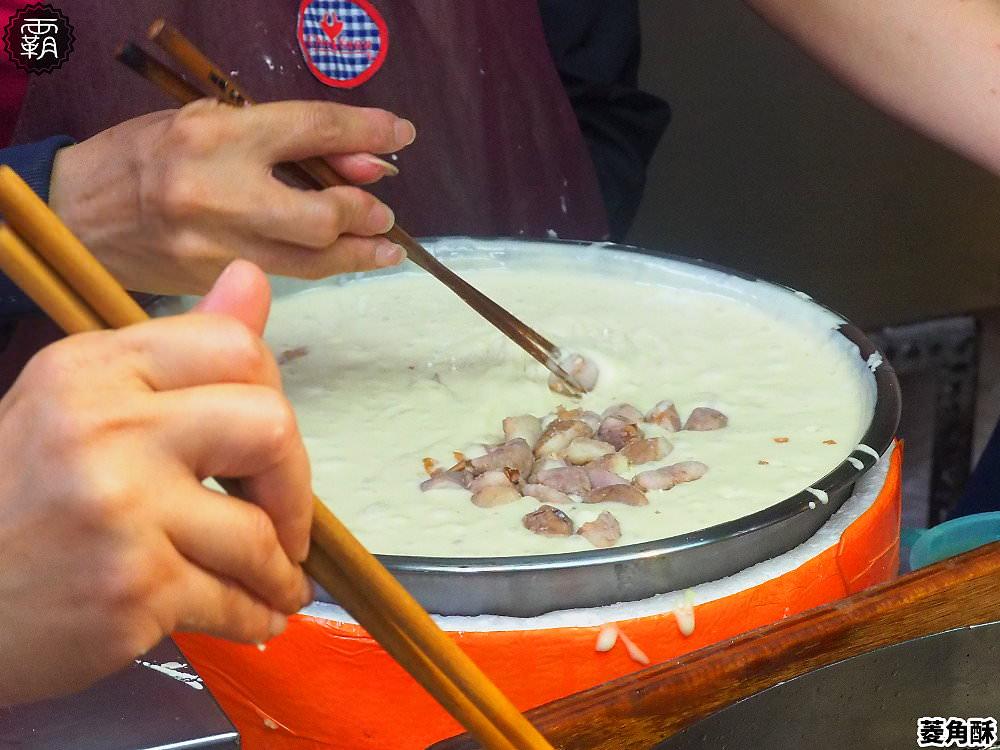 20190107121440 10 - 豐原廟東人氣強強滾菱角酥,微酥麵衣脆菱角~
