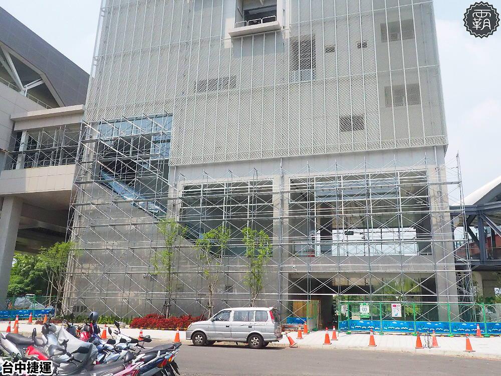 20190512160924 58 - 台中捷運三處轉乘車站,台中高鐵站還是三鐵共站~