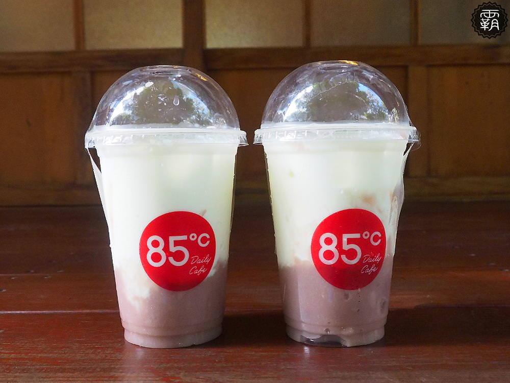 20190602170752 3 - 85度C芋頭鮮奶,香濃滑順可以吃到芋頭顆粒,6/15~6/18限定優惠第二杯半價~