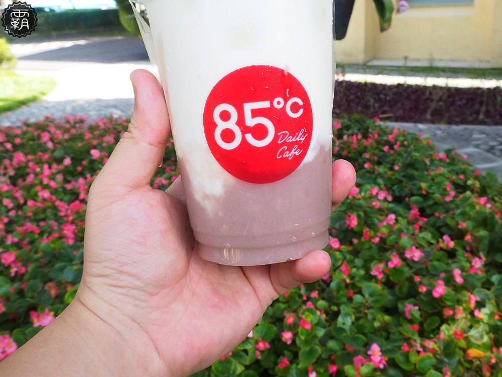 20190602170756 28 - 85度C芋頭鮮奶,香濃滑順可以吃到芋頭顆粒,6/15~6/18限定優惠第二杯半價~
