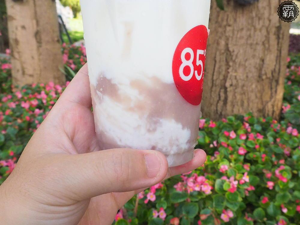 20190602170757 45 - 85度C芋頭鮮奶,香濃滑順可以吃到芋頭顆粒,6/15~6/18限定優惠第二杯半價~