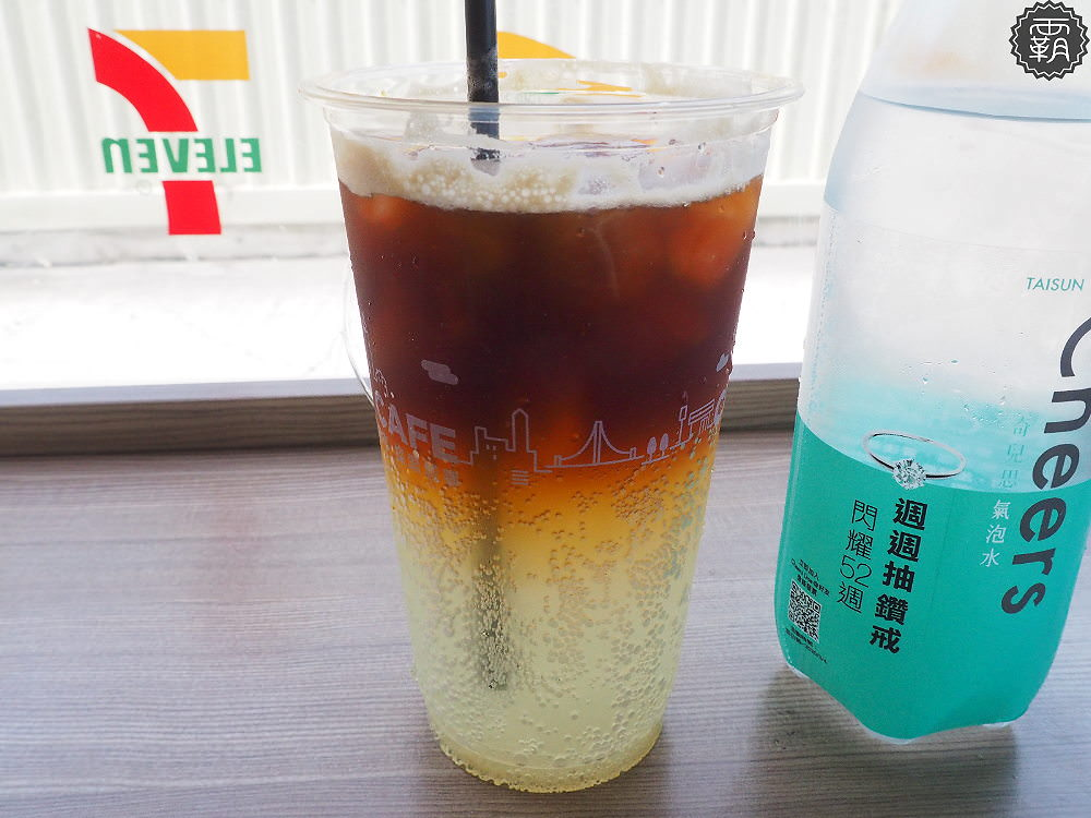 20190622171903 87 - 7-11西西里檸檬氣泡咖啡,咖啡碰上酸甜氣泡水,7/2前第二杯七折優惠~